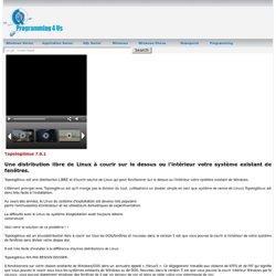 Topologilinux 7.0.1 -