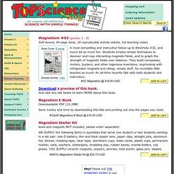 TOPScience: Magnetism #33