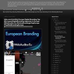 bitly.com/2JmSXyt Europe Digital Branding Top #EuropeanDigitalBranding Agencies in Europe #WebAuditor.Eu #OnlineBrandinginTopEurope #TopWebBrandingEuropa #অনুসন্ধানবিপণনপরামর্শকারীসেরা