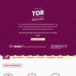 Tor Challenge