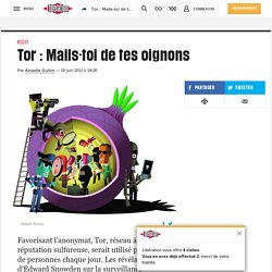 Tor: Mails-toi de tes oignons