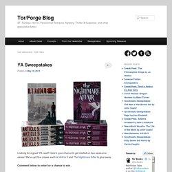 Tor/Forge Blog