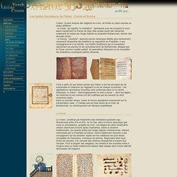 Textes fondateurs de L'islam