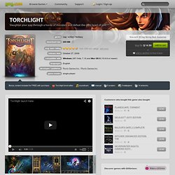 Torchlight for download $0.00
