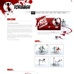 Toribash - Violence Perfected - A physics based fighting game.