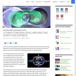 Earth's Toroidal Field has been Discovered!