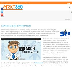 Best Search Engine Optimization Toronto - Mrkt360 Inc.