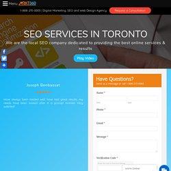 Best SEO & Online Marketing Agency in Canada