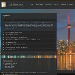 Toronto Law Services