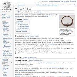 Torque (collier)