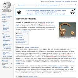 Torque de Sedgeford