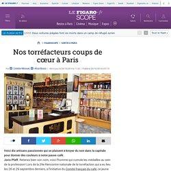 Nos torréfacteurs coups de cœur à Paris