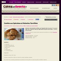 Cookies aux Spéculoos et Noisettes Torréfiées – Recette