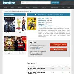 Torrent LegoBatman,LeFilmFRENCHDVDRIP2017 - Torrent9.biz