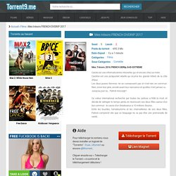 Torrent MestrésorsFRENCHDVDRIP2017 - Torrent9.biz