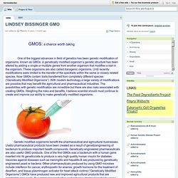 torresbioclan / LINDSEY BISSINGER GMO