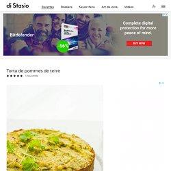 Torta de pommes de terre - Josée di Stasio