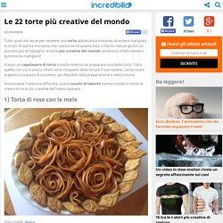 Le 22 torte più creative del mondo