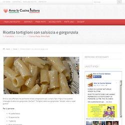 Amo la Cucina Italiana – ricette di antipasti primi secondi e dessert Ricetta...