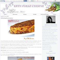 Tortilla Española au Chorizo