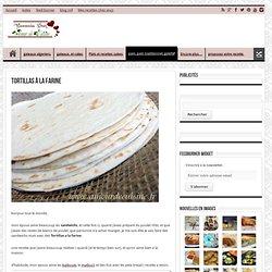 Tortillas à la farine