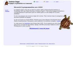 tortue logo - Programmez en LOGO