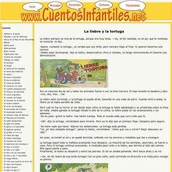 La liebre y la tortuga - Cuentos infantiles. Cuentos para niños. Cuentos clásicos infantiles.