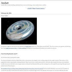 Andart: Torus–Earth