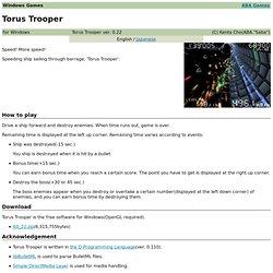 Torus Trooper