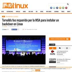 Torvalds fue requerido por la NSA para instalar backdoor en Linux
