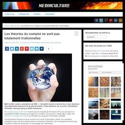 Les théories du complot ne sont pas totalement irrationnelles (Cyrille Frank, 2011)