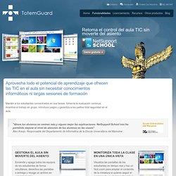 Funcionalidades NetSupport School