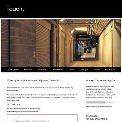 | touchmusic.org.uk | Touch |