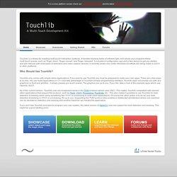 Touchlib - Home