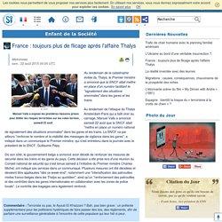 France : toujours plus de flicage aprés l'affaire Thalys