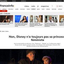 Non, Disney n'a toujours pas sa princesse féministe