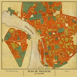 Toulouse en 1680