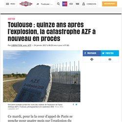 Toulouse : quinze ans après l'explosion, la catastrophe AZF à nouveau en procès