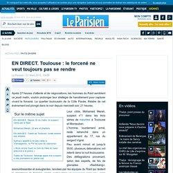 EN DIRECT. Toulouse : le «tueur au scooter» présumé cerné par le Raid