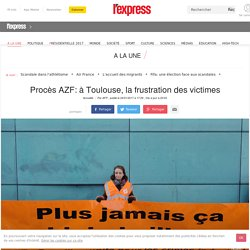 Procès AZF: à Toulouse, la frustration des victimes