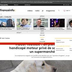 VIDEO. Toulouse : un jeune homme handicapé moteur privé de son chien dans un supermarché
