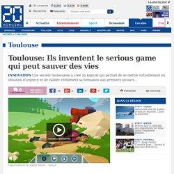 Toulouse: Ils inventent le serious game qui peut sauver des vies
