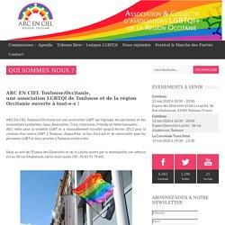 ARC EN CIEL Toulouse-Occitanie Une association LGBT a Toulouse - Arc En Ciel