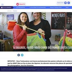 A Toulouse, faites-vous livrer des paniers de culture - LCI
