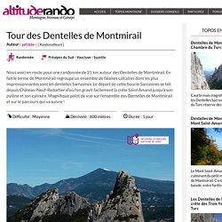 Tour des Dentelles de Montmirail