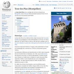 Tour des Pins (Montpellier)