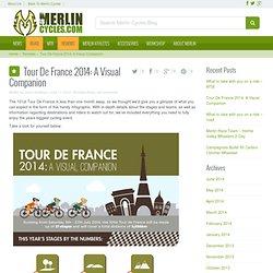Tour De France 2014 Infographic