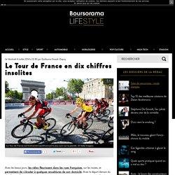 Le Tour de France en dix chiffres insolites