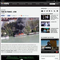 Tour de France : Lyon