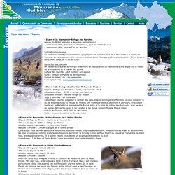 Tour du Mont Thabor